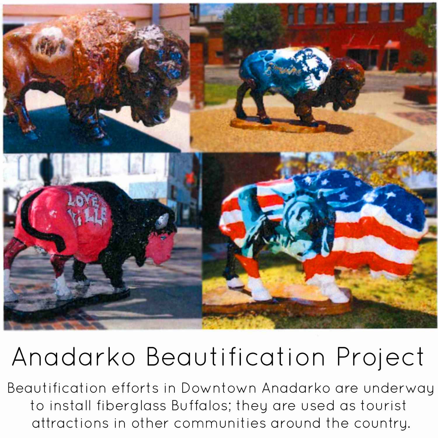 anadarko beautification