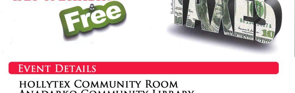 Free Tax Workshop