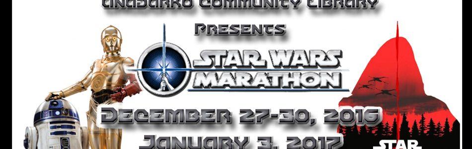 Star Wars Marathon Week